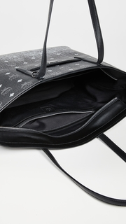 MCM Gradation Visetos Medium Shopper Bag