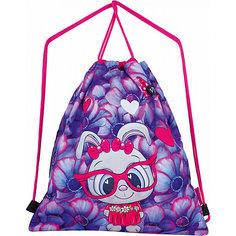 Мешок для обуви Winner M-18, фиолетовый