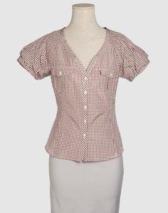 Рубашка с короткими рукавами Malo