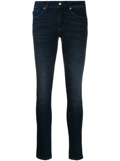 Love Moschino джинсы скинни с логотипом