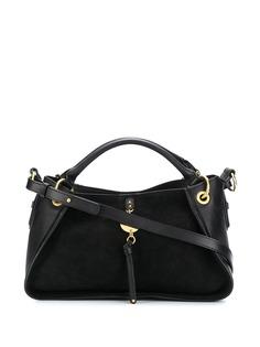 See By Chloé сумка-тоут с подвеской-логотипом
