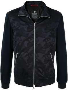 Loveless камуфляжная куртка-бомбер