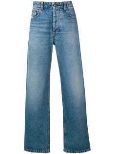 Ami Alexandre Mattiussi джинсы с пятью карманами
