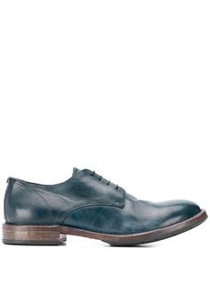 Moma классические туфли на шнуровке