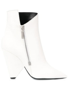 Saint Laurent Niki wedge boots