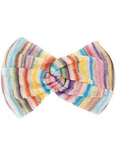 Missoni Mare полосатая повязка на голову