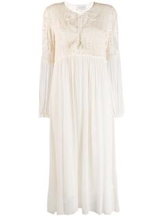 Forte Forte декорированное платье