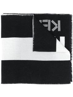 Kenzo шарф с логотипом