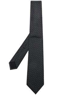 Gucci галстук с монограммой
