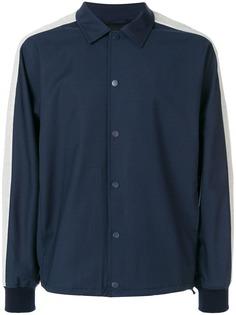 3.1 Phillip Lim спортивная куртка с полосками в стиле смокинга