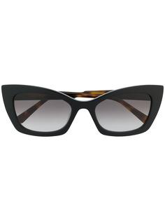 MCM солнцезащитные очки в оправе кошачий глаз