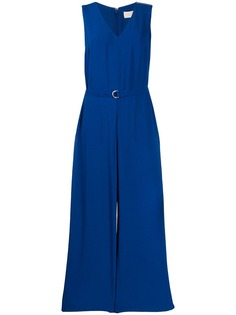 Michael Michael Kors V-neck wide leg jumpsuit
