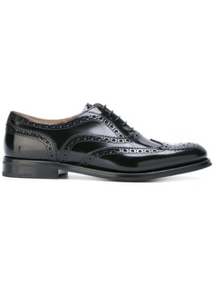 Churchs классические туфли броги