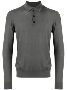Giorgio Armani классическая рубашка-поло