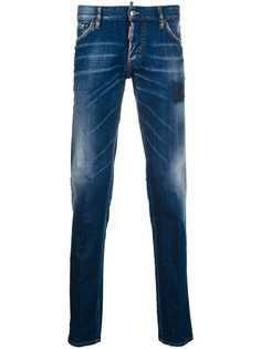 Dsquared2 джинсы кроя слим