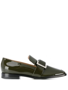 Sergio Rossi buckle loafers