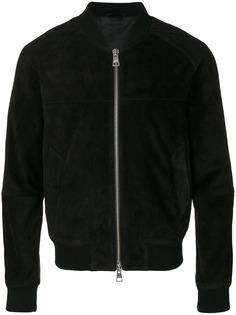 Ami Alexandre Mattiussi куртка-бомбер на молнии