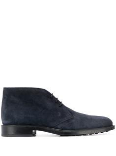 Tods классические туфли на шнуровке Tod`S
