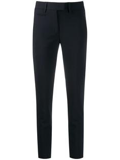 Dondup классические брюки кроя слим