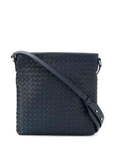 Bottega Veneta плетеная сумка на плечо