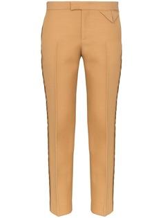 Bottega Veneta классические брюки кроя слим