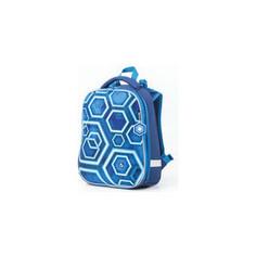 Ранец с жестким каркасом BRAUBERG PREMIUM для мальчиков, Техно, 38х29х18 см, 227812
