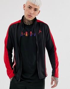 Черная спортивная куртка Jordan Jumpman