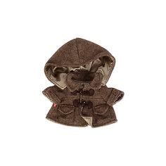 Комплект одежды Budi Basa для Зайки Ми-мальчика, 32 см, коричневое пальто