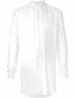 Julius рубашка свободного кроя с длинными рукавами