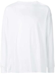 WARDROBE.NYC футболка с длинными рукавами
