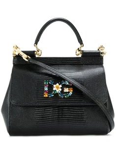 Dolce & Gabbana маленькая сумка-тоут Sicily