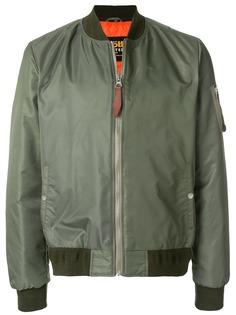 Schott классическая куртка-бомбер