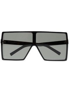 Saint Laurent Eyewear солнцезащитные очки Betty
