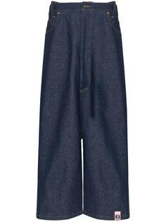 Vaquera джинсы широкого кроя с низким шаговым швом