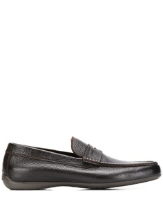 Moreschi Panama loafers
