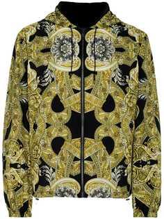 Versace куртка-бомбер с принтом барокко