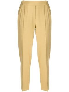 Etro укороченные брюки