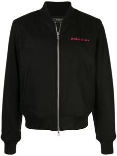 Amiri куртка-бомбер Beverly Hills
