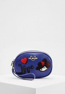 Сумка поясная Love Moschino
