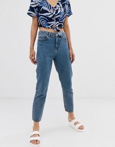 Выбеленные джинсы в стиле 90-х Only - Синий