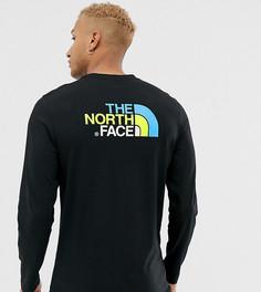 Черный лонгслив The North Face Easy эксклюзивно для ASOS - Черный
