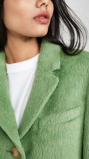 Acne Studios Onita Hairy Alpaca Outerwear