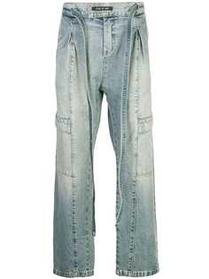 Fear Of God джинсы прямого кроя