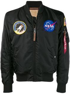 Alpha Industries MA1 Nasa bomber jacket