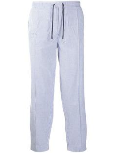 Polo Ralph Lauren куртка-бомбер с контрастными полосками