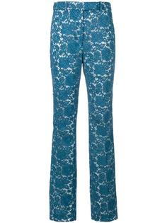 Calvin Klein 205W39nyc кружевные классические брюки