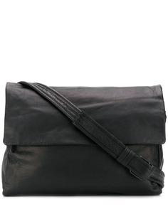 Yohji Yamamoto сумка-сэтчел с откидным клапаном