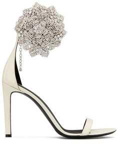 Giuseppe Zanotti туфли-лодочки с кристаллами
