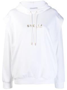 Stella McCartney худи с логотипом