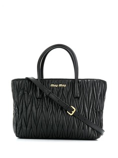 Miu Miu маленькая сумка-шопер
